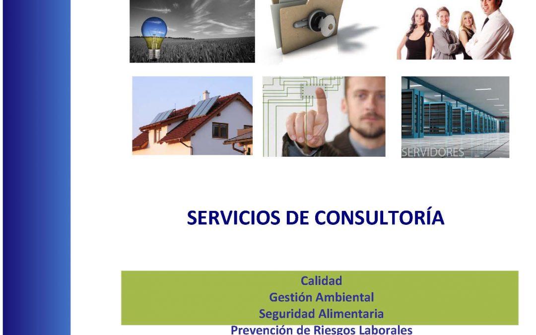 Presentación del nuevo Catálogo de Consultoría del GRUPO SCI