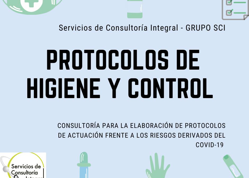 Protocolos de Higiene y Control del COVID-19